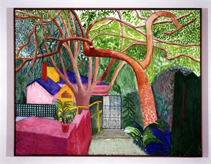 David Hockney August-2002-Group-Show-15