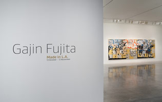 Installation photography, Gajin Fujita: Made in L.A., 13 October 2011 - 12 November 2011 >>