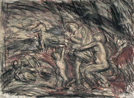 From Poussin: Cephalus and Aurora<br>