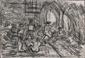From Goya: The Madhouse<br>