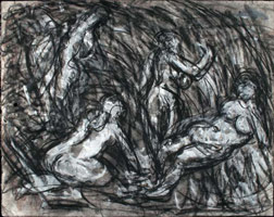 From Cézanne: The Temptation of Saint Anthony<br>