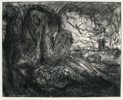 From Constable: Stoke-by-Nayland<br>