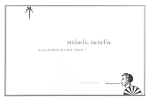 Michael C. McMillen announcement, 1995
