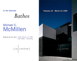 Michael C. McMillen announcement, 1999