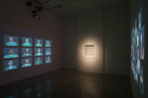 Installation photography<br> Rogue Wave '09:<BR>10 Artists from Los Angeles