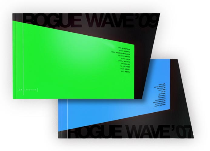 Rogue Wave '07/'09 catalog