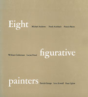 Exhibition catalogue for Eight Figurative Painters, 1981