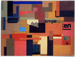 Dada, 1920 - 22<BR> 