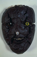 Untitled (Caliban's Mask), 1992<BR>