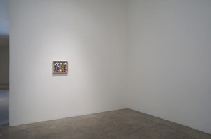 Installation photography, Jonathan Lasker - Recent Paintings