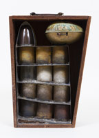 Edward &amp; Nancy Reddin Kienholz<br> The Kitchen Table (transitional version), 1975-77<br> mixed media and bronze<br> 41 1/2 x 67 x 21 1/4 in. (105.4 x 170.2 x 54 cm)