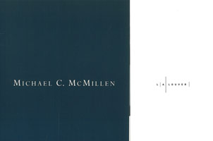 Michael McMillen announcement, 1997