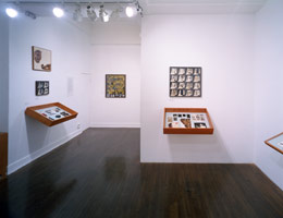 Poem Makers installation photography, 1992