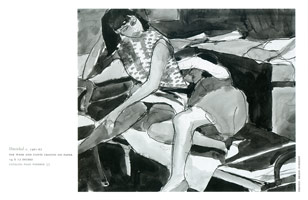 Richard Diebenkorn Drawing from the Model 1954 - 1967 catalogue, 1996