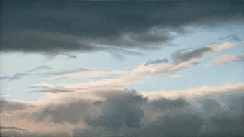 Early Morning Clouds, 2008<BR>