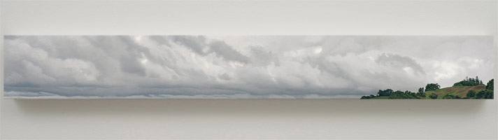 Horizontal Clouds, 2008<BR>