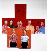 The Meeting (PC9227), 1992<BR>