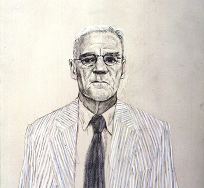 David Hockney: Camera Lucida Drawings