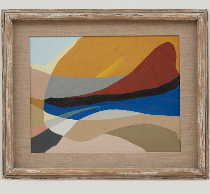 Frederick Hammersley: Organic Abstract Paintings
