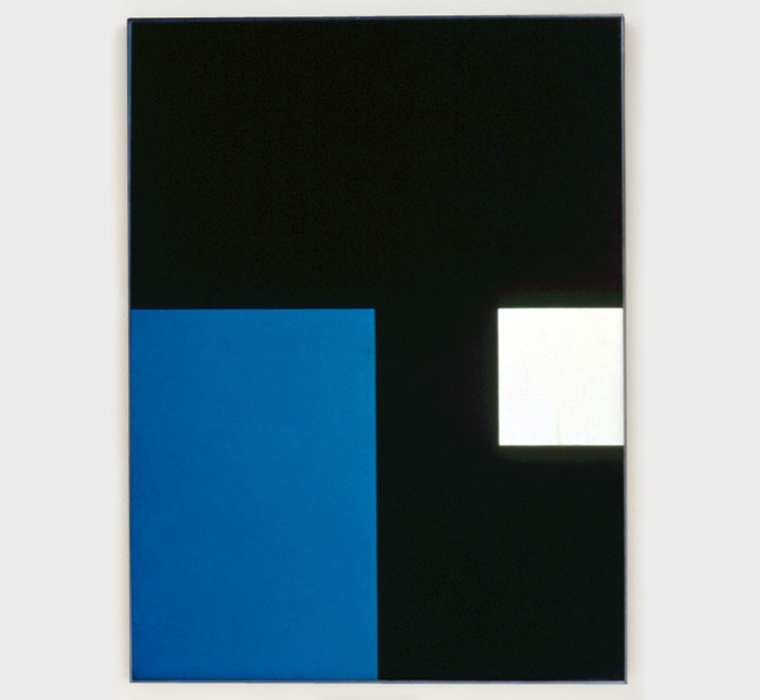 Frederick Hammersley: Paintings of the 1960's