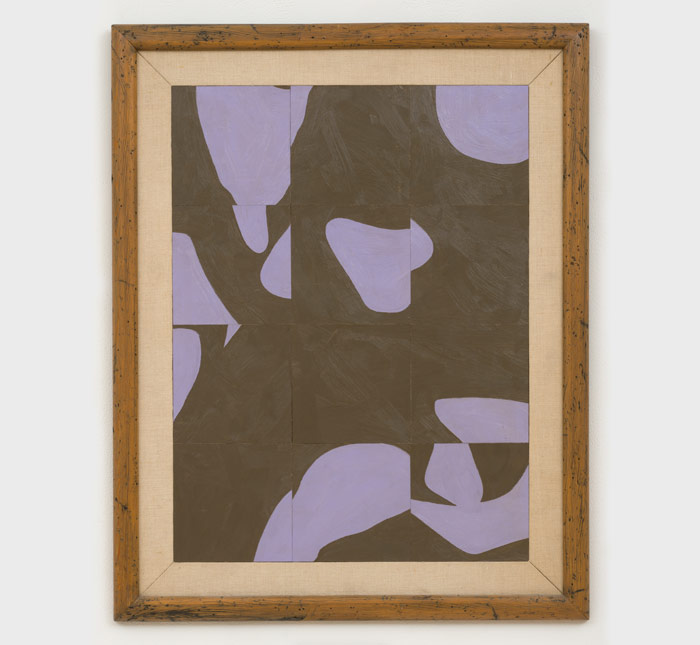 Frederick Hammersley: Organics and Cut-ups, 1963 - 1965