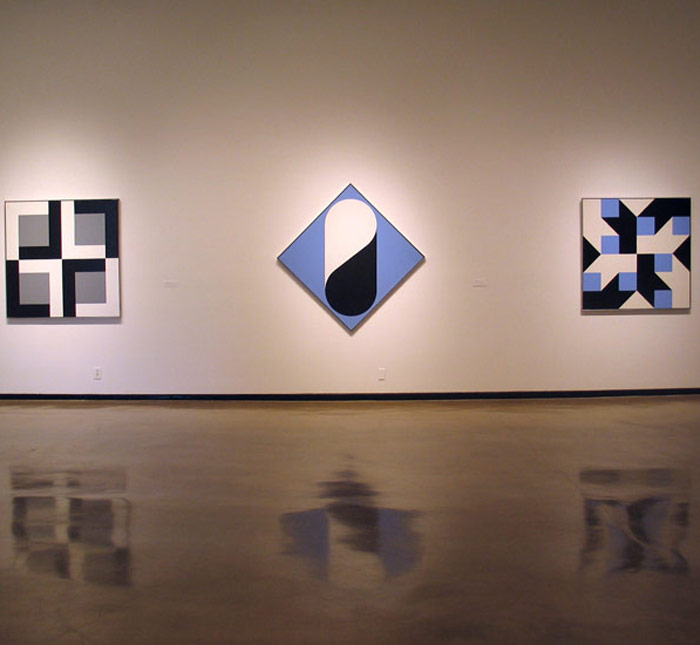 Hunches, Geometrics, Organics: Paintings by Frederick Hammersley