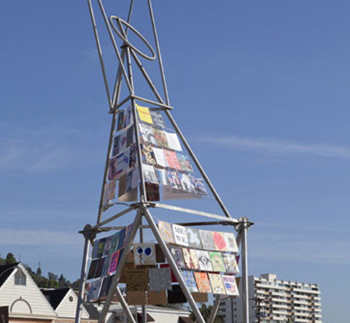 Mark di Suvero: Artists' Tower of Protest