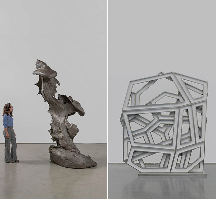 Richard Deacon and Sui Jianguo