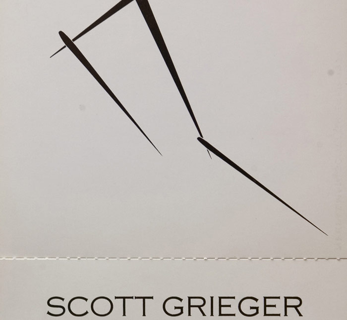 Scott Grieger: Paintings 1974 - 1977