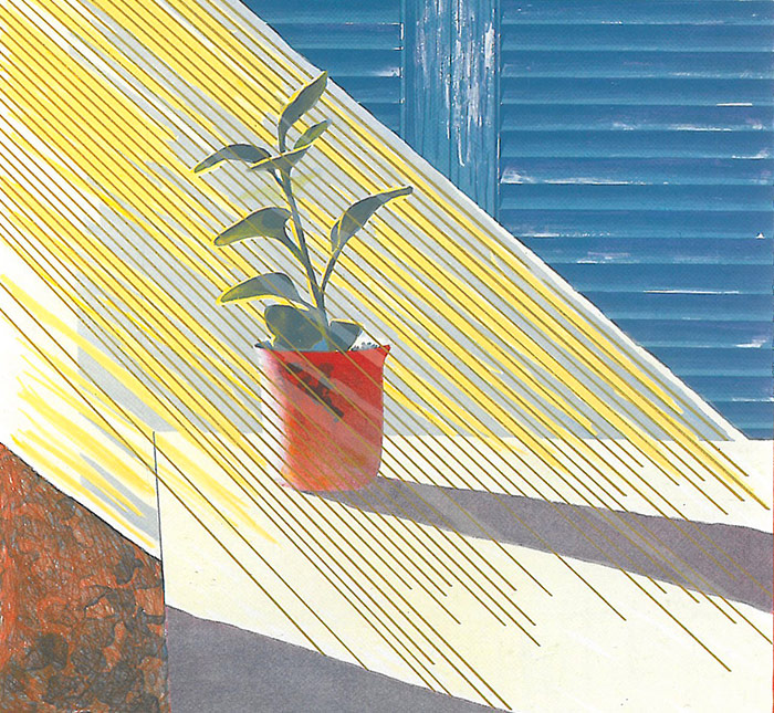 David Hockney<br>Drawings & Prints: 1961 - 1977