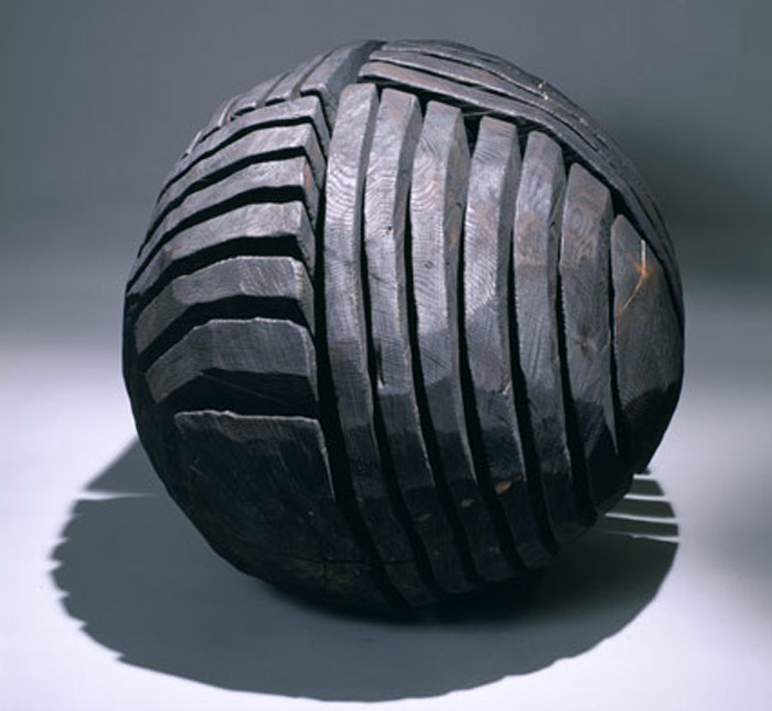 David Nash: Sculpture