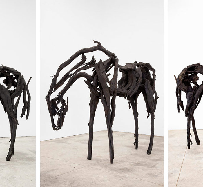Deborah Butterfield: New Sculptures
