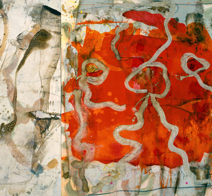 Ed Moses: Apparitions and What: Works on Paper