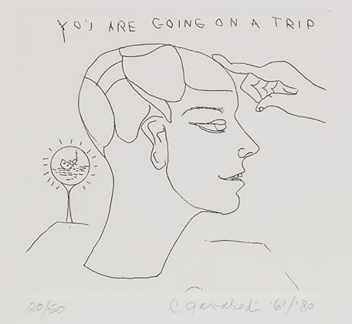 You Are Going On A Trip: Modern and Contemporary Prints from the Permanent Collection