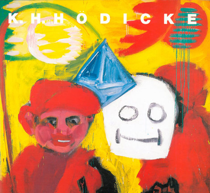 K.H. Hodicke: Paintings