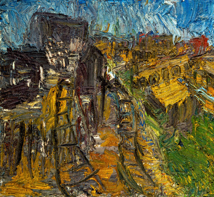Leon Kossoff: Paintings