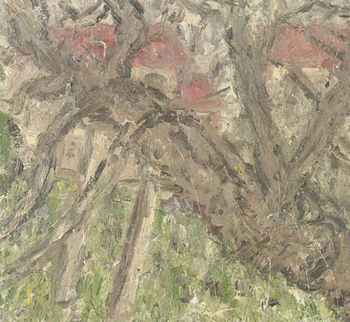 Leon Kossoff: Recent Works 1999 - 2010