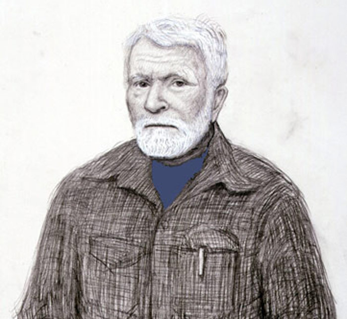 Likeness<BR>Recent Portrait Drawings by David Hockney