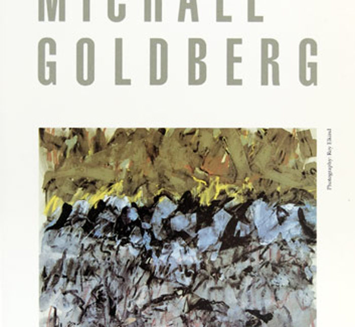 Michael Goldberg: Recent Paintings
