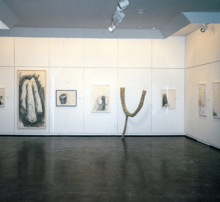 Peter Shelton: Drawings and Sculptures