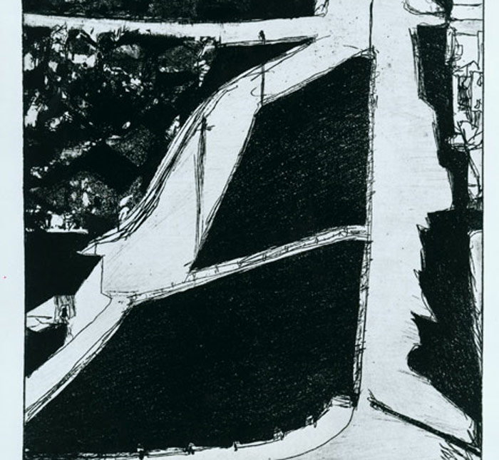 Richard Diebenkorn: Etchings/Drypoints