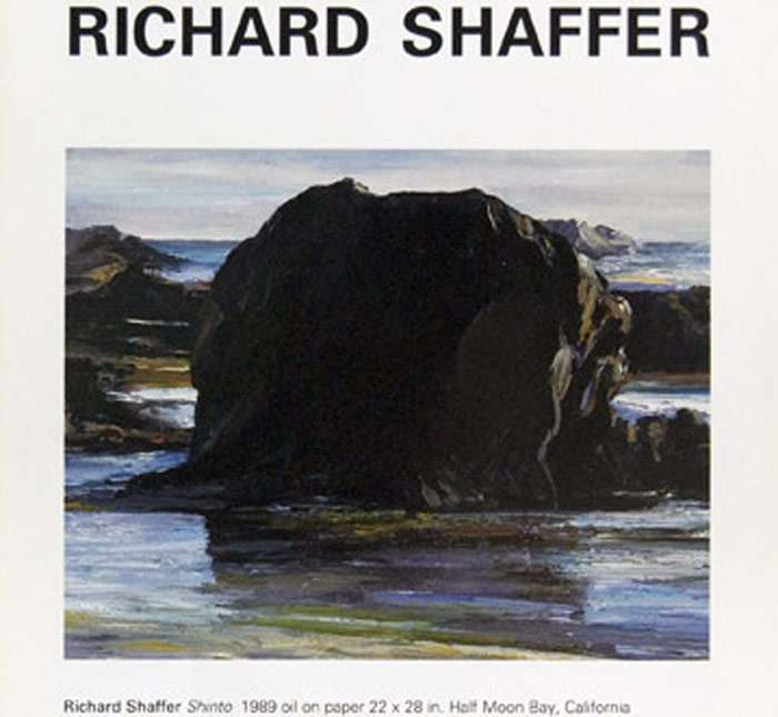 Richard Shaffer: Landscape Paintings