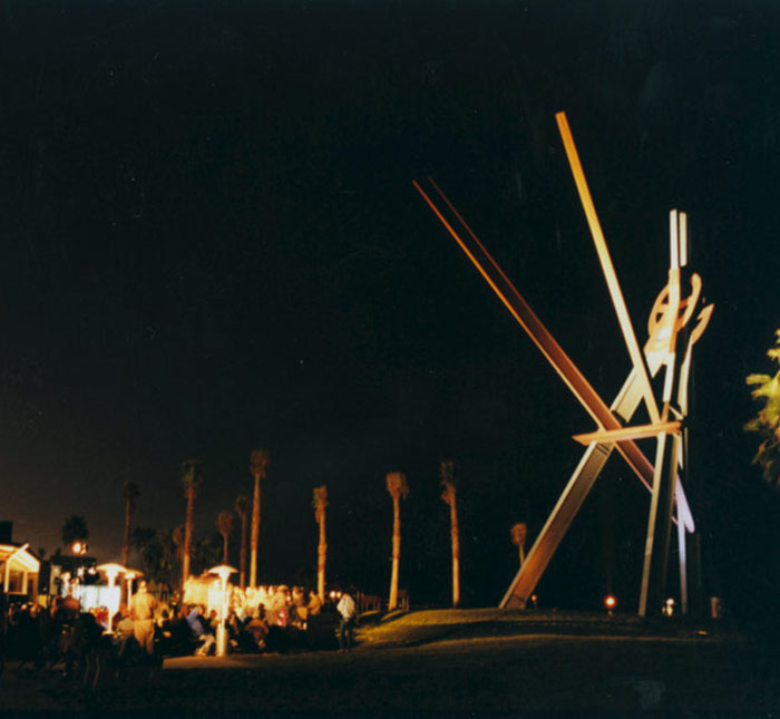 Mark di Suvero <BR>Where are the Voices? <BR>A Declaration for the Future
